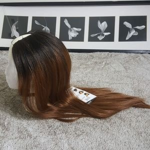 Brazillian Human Blend ISIS U Part wig